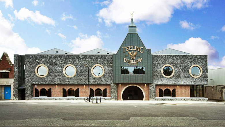 #fridayfinds Teeling Whiskey Distillery Tour