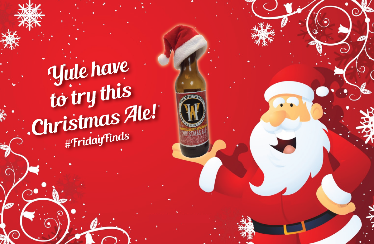 Yule have to try this Christmas Ale! - #FridayFinds