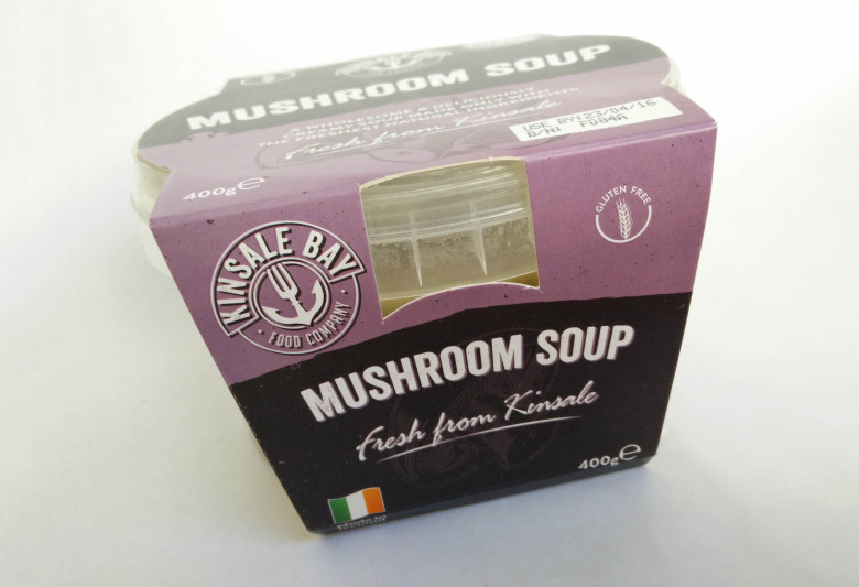 #fridayfinds - Kinsale Bay Food Company Mushroom Soup