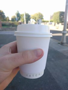 Hatch Coffee - Flat White