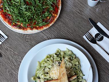 Sliced Pizza Cork Photography, Web design, Brand identity, social media content creation